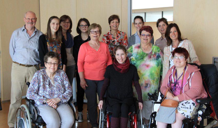 Archiv Inklusionsbegleiterseminar 2017