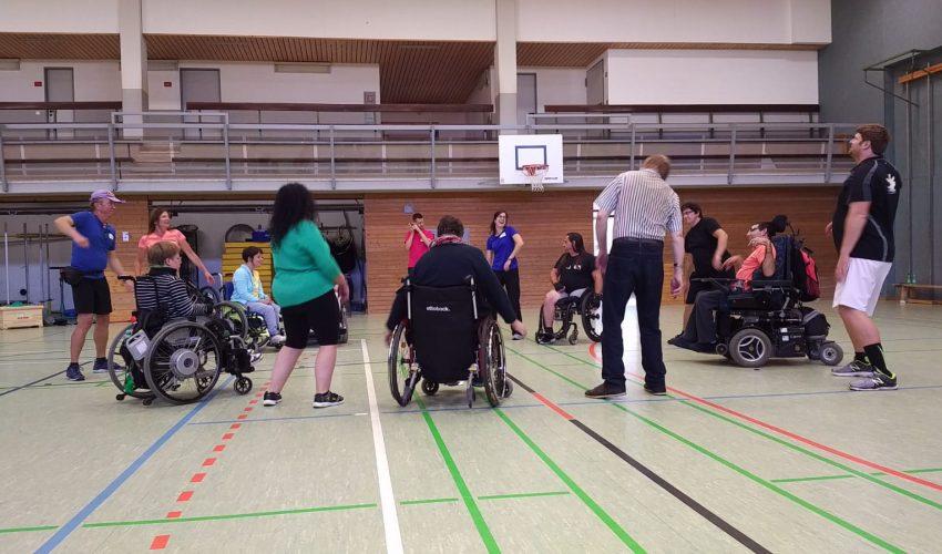 Sportprojekt Krautheim