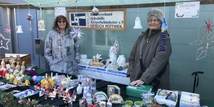 Weihnachtsmarkt_BSK Bereich Rottweil
